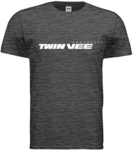 Twin Vee T-Shirt – Gray